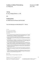 Neue Entwicklungen in den Beziehungen EU – Schweiz