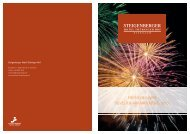 Silvesterarrangements - Steigenberger Hotels and Resorts