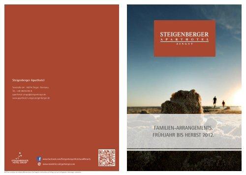 Familien-arrangements. - Steigenberger Hotels and Resorts