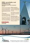 Real Life Testing - International Wind Academy Lolland A/S - Page 4