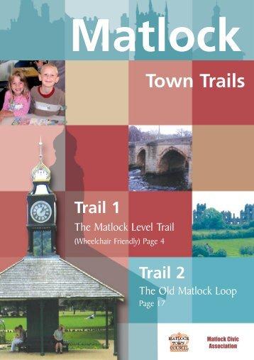 Town Trails - Matlock Town Council