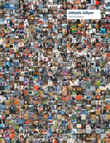 2008 Annual Report - inVentiv Health