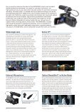 Digital HD Video Camera Recorderr - Page 2