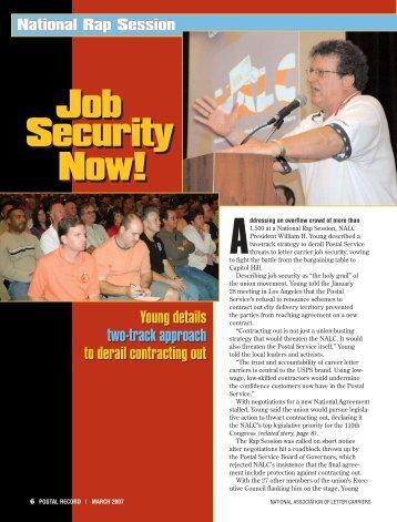 pages 6-7 rap.qxp - NALC Branch 78