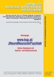 Interview mit Univ.-Doz. Dr. Christian Simhandl, Vorstand der Sozial ...