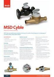 MSD Cyble - Itron