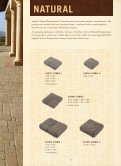 THE PAVING STONE COLLECTION - Page 5