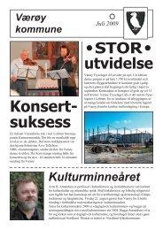 Værøyposten juli-2009 (pdf)
