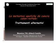 Convegno Annuale Fondazione Rosa Gallo Verona 23 Novembre ...