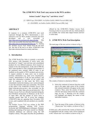 download - Data User Element - ESA