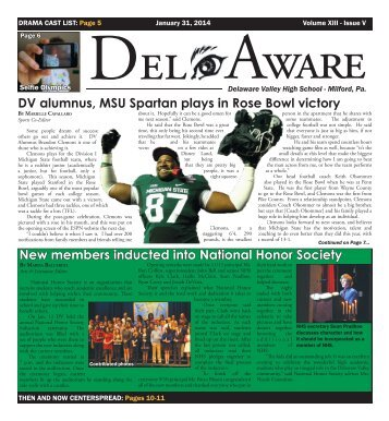 Issue #5 - Delaware Valley School District