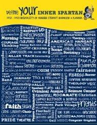 Student Handbook - University of Dubuque