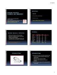 Shoulder Dystocia: Diagnosis and Management - Cmebyplaza.com