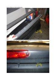 Smart for two Cabrio-Heckteildemontage - Autosattlerei Korb & Sohn