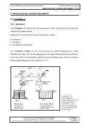 Kapitel B05.1 / BIOLOGISCHE AEROBVERFAHREN ...