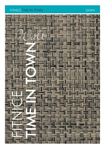 Fitnice time-in-town katalog - DieMMe
