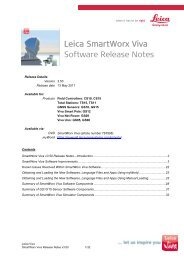 SmartWorx Viva Release Notes v3_50_en.pdf - GPS Reference ...