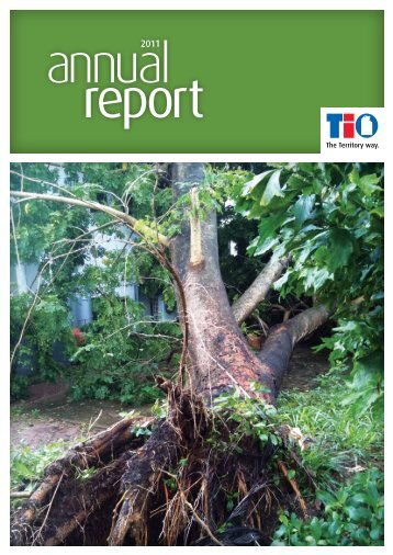 Annual Report 2011 - TIO