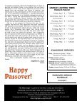 THE MESSENGER - Congregation B'nai Zion - Page 2
