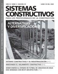 SISTEMAS CONSTRUCTIVOS 2009.pdf - CONSTRUCCION Y ...
