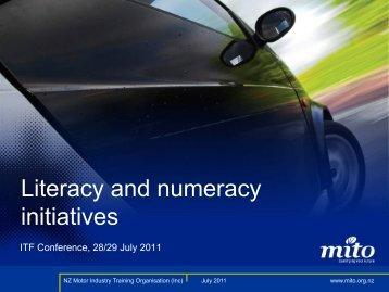 Nicky Murray - Industry Training Federation