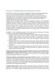 Kegiatan I.pdf - Kebijakan Kesehatan Indonesia