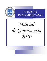 Manual de Convivenci.. - Colegio Panamericano