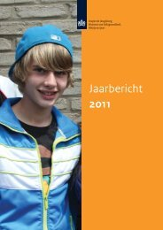 Jaarbericht 2011.pdf - Inspectie jeugdzorg