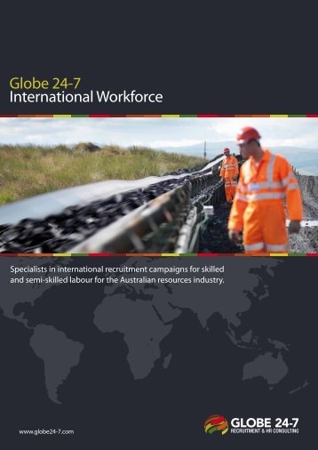 Globe 24-7 International Workforce