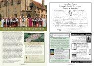 Trinitytide 2004 - Anglican Communion
