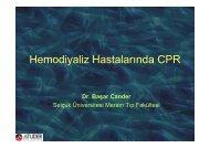 Hemodiyaliz Hastalarında CPR