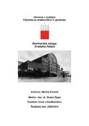 Seminarska naloga: Kristalna Palača - Student Info