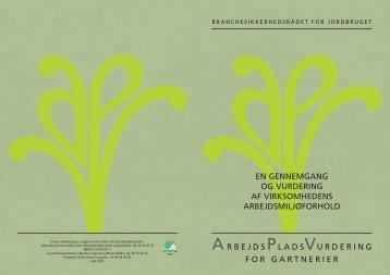Download APV - BAR - jord til bord.