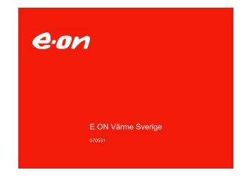 Eon Värme AB_Eon_20080422.pdf - Energikontor Sydost