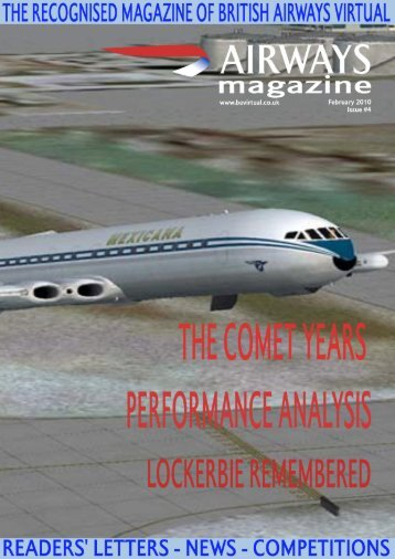 Airways February 2010 - British Airways Virtual