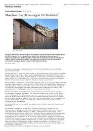 Moschee: Baupl?ne sorgen f?r Z?ndstoff - Sagel, Rüdiger (Die Linke)