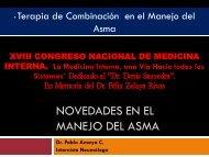 Novedades en el manejo del asma - Revista de Medicina Interna de ...