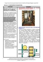 2005 Accordo Caseifici Scheda 5 Magazzino - Azienda USL di ...