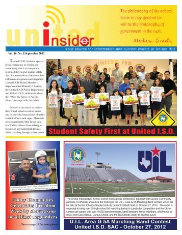 Download - United Independent School District