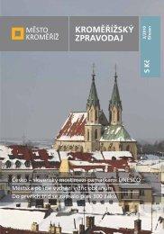 Vydání - 3 / 2010 - Město Kroměříž
