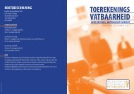 de flyer - Faculteit der Wijsbegeerte, Vrije Universiteit Amsterdam