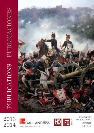 PUBLICA TIONS PUBLICACIONES - Galland Books