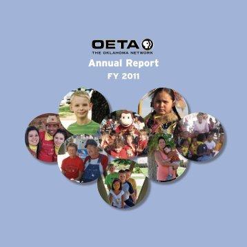 Annual Report - Oklahoma House of Representatives