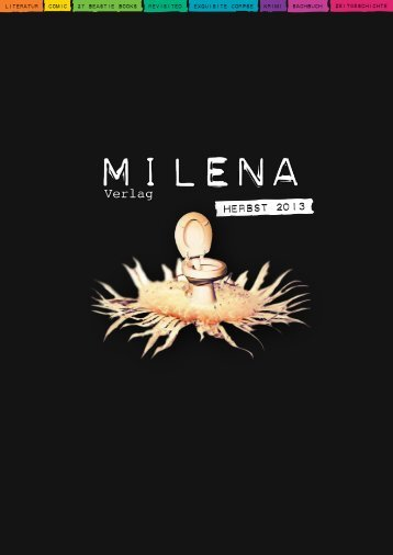 herbst 2013 - Milena Verlag