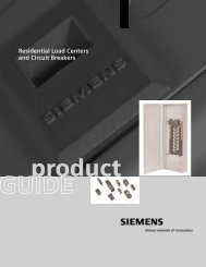 Residential Load Centers and Circuit Breakers - Torrent ...