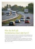 Rätt fart – såklart! - Trafiksaker.se - Page 2