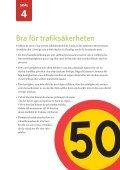 Rätt fart – såklart! - Trafiksaker.se - Page 6