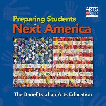 Preparing Students for the Next America - Arts Education Partnership