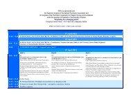 Preliminary Programme En