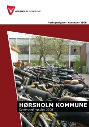 Bilag 1 - sundhed.horsholm.dk - Hørsholm Kommune